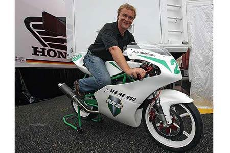 waldmann Visordown Motorcycle News