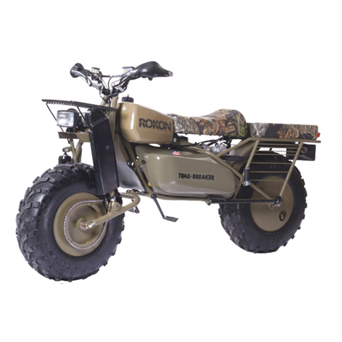 2 wheel drive motorcycle