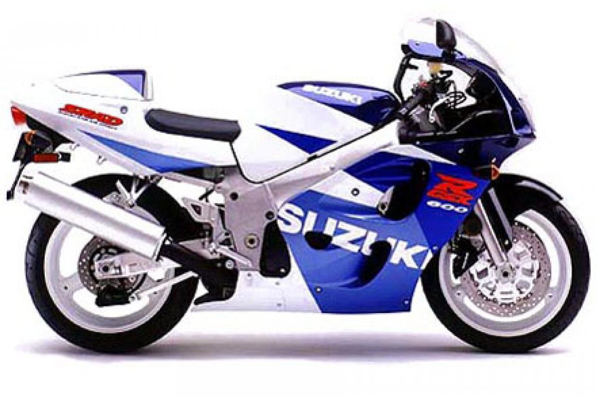 GSX-R600 SRAD (1997 - 2000) review | Visordown