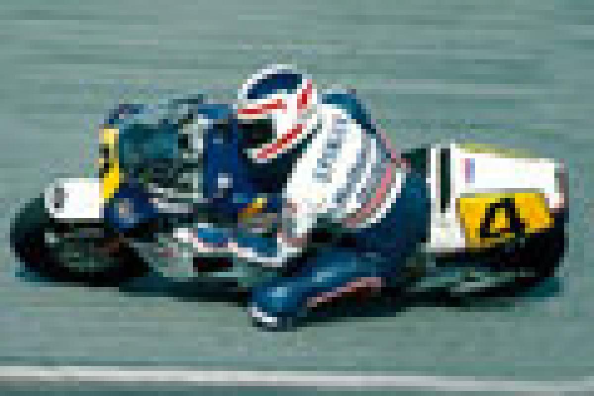 1985 Championship double - Freddie Spencer | Visordown