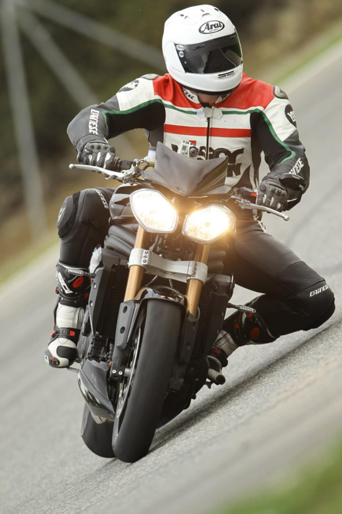 First Impression: Arrow-kitted 2011 Triumph Speed Triple