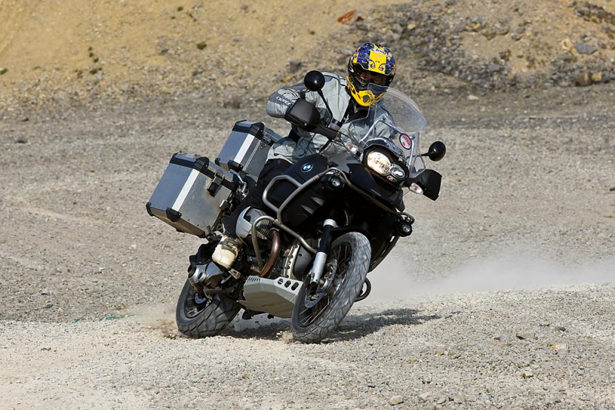 Living with a 2008 BMW R1200GS Adventure | Visordown