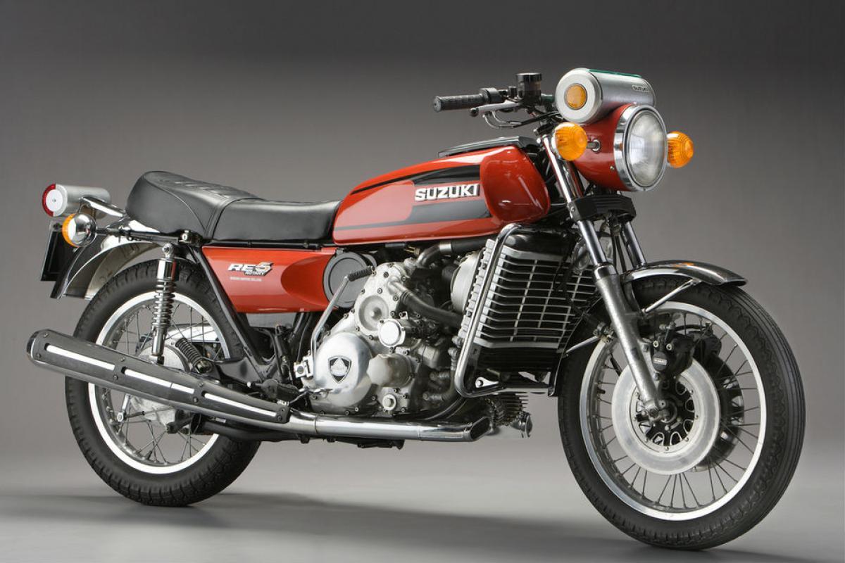 Top 10 Wankel engined bikes | Visordown