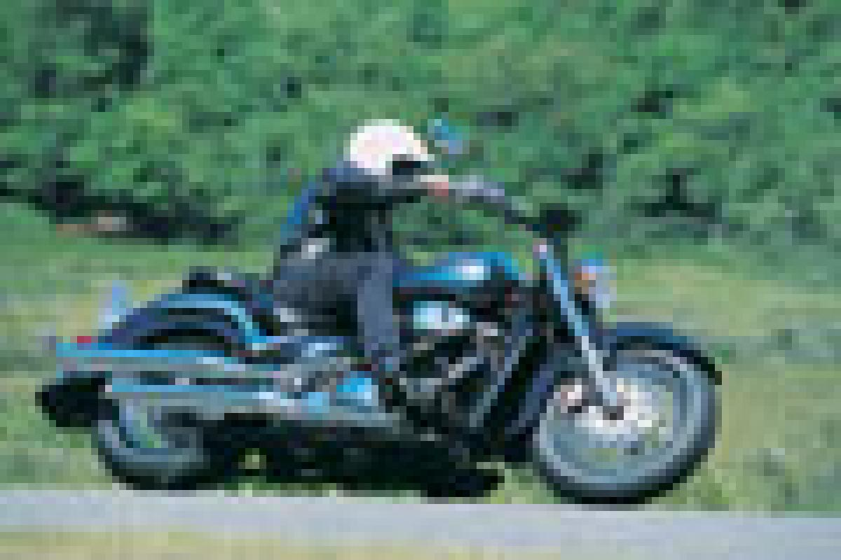 First Ride: 2001 Suzuki VL800 Intruder Volusia | Visordown