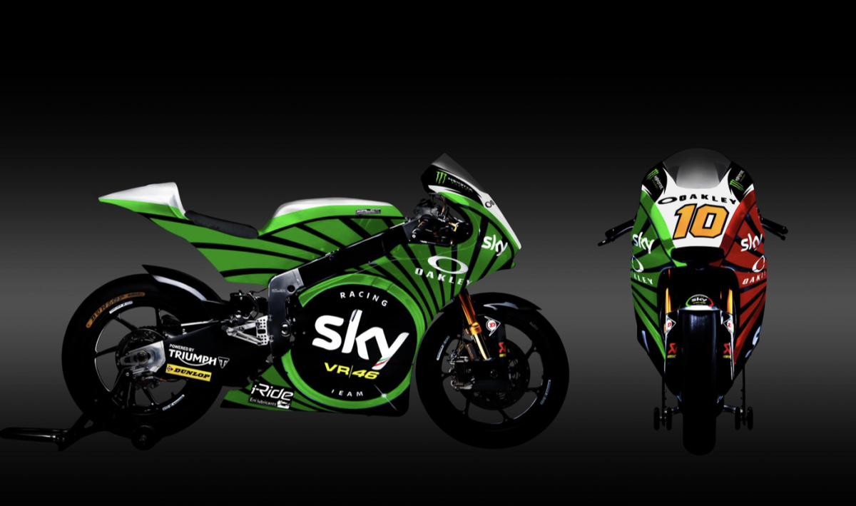 Now This Is How A Bike Livery Should Look Visordown