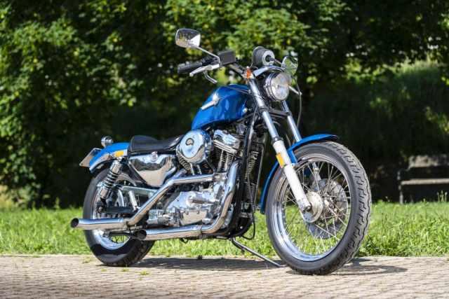 Harley-Davidson XLH sportster 1986