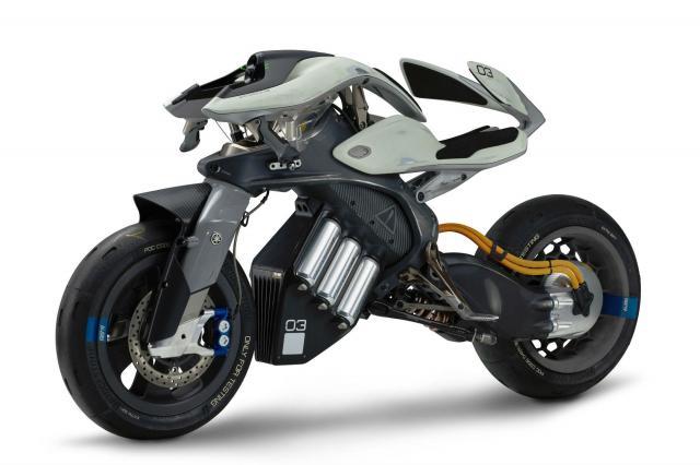 yamaha motorcycle pic  Yamaha to reveal motorcycle with AI | Visordown