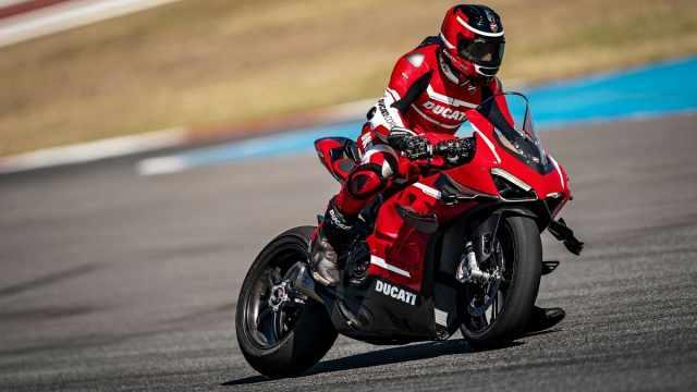 Ducati Superleggara V4