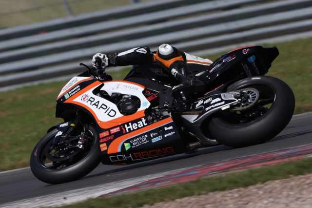 Sharpen up your riding skills with BSB-spec tuition