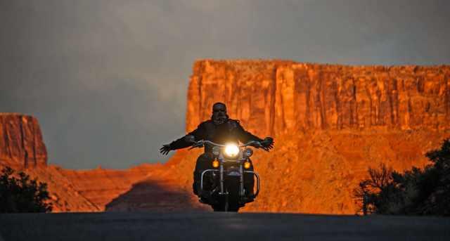 Harley-Davidson Route 66