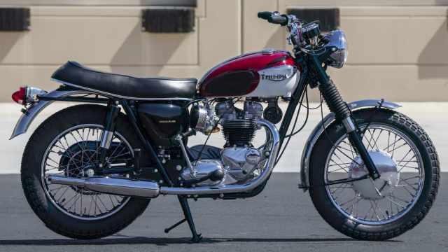 Triumph Bonneville T120R Thruxton [1964-1967]