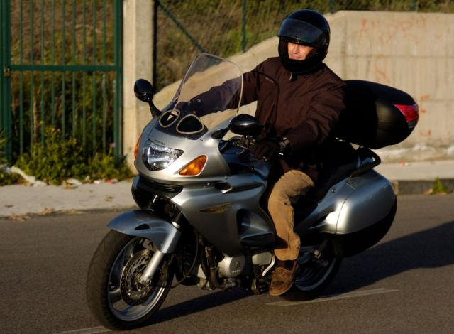Honda registers NT1100 trademark - Africa Twin powered tourer to follow