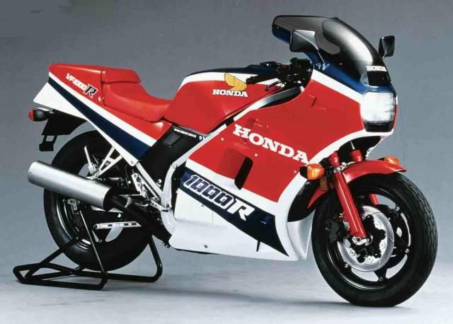 Honda VFR1000RR
