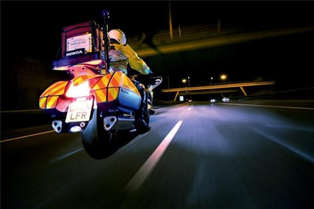 How to ride more safely at night
