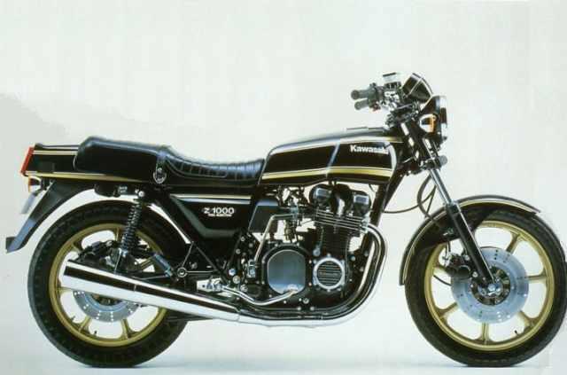 Kawasaki Z 1000 H