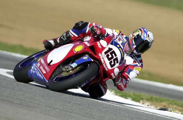 Ben Bostrom - Ducati 998S WorldSBK 2001