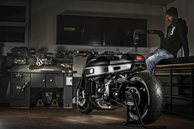 Ducati Thiveval revealed