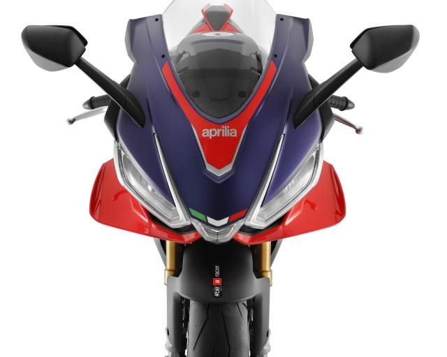 2021 RSV4 Factory