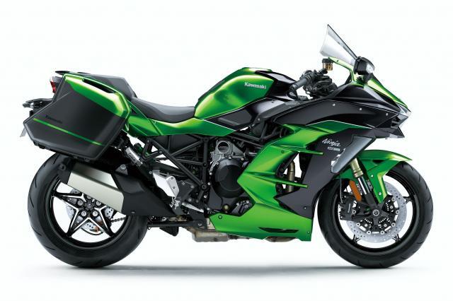 Kawasaki Ninja H2 SX revealed | Visordown