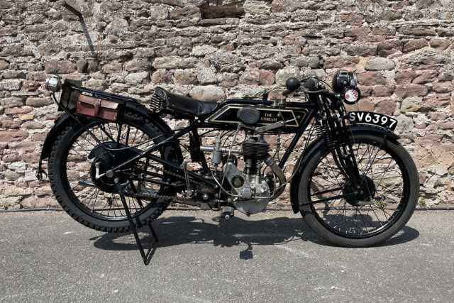 1927 Sunbeam Model 2
