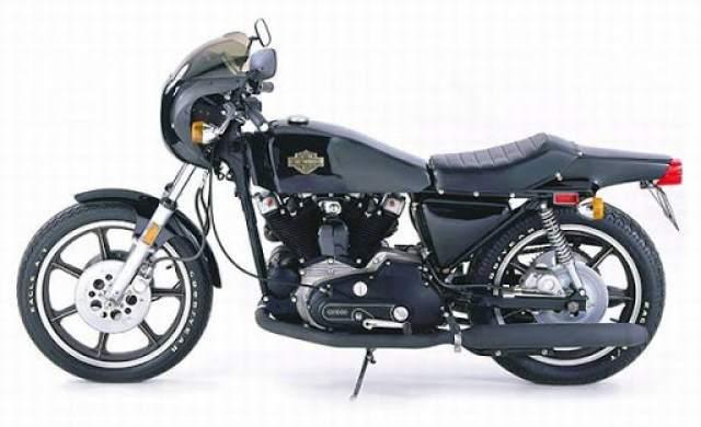 1977 FXS Low Rider & XLCR