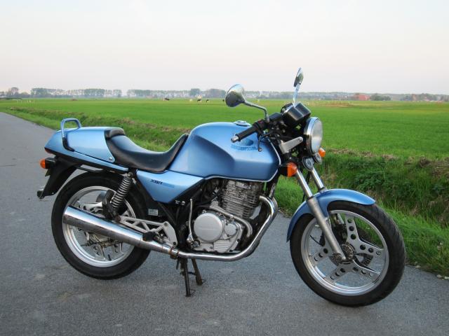 Honda XBR500