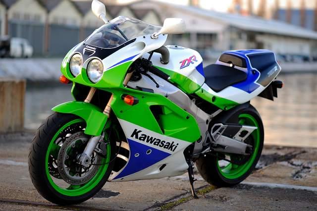 Kawasaki ZX750RR