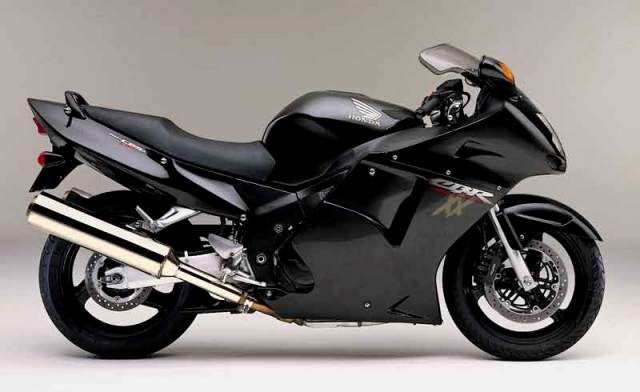 1997-2005 Honda CBR1100XX Super Blackbird