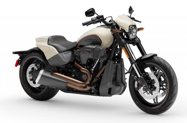 Harley Davidson Introduce 2019 Fxdr 114 Power Cruiser: New 2019 Harley-Davidson FXDR 114 Power ...