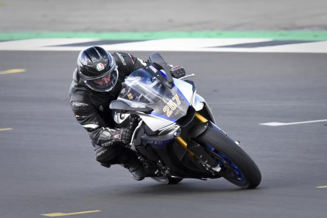 Yamaha R1M Masterclass