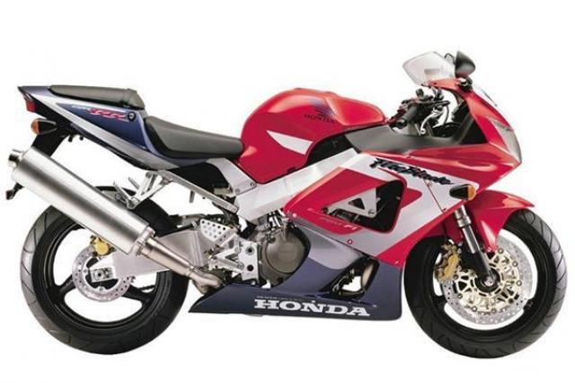 2000 Honda Fireblade