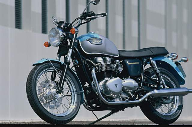 Triumph Bonneville 800 2001