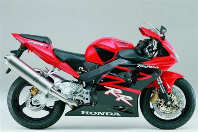 2002 Honda Fireblade