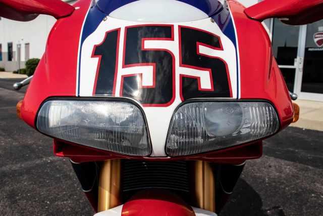 Ducati 998S Ben Bostrom Replica [credit: Bring A Trailer]