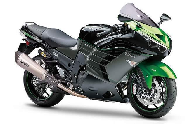 2006-2012, Kawasaki ZZ-R1400