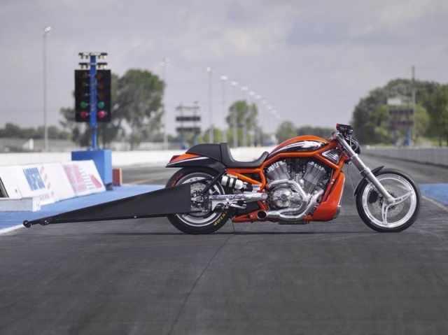 Harley-Davidson VRXSE V-Rod 'Destroyer'