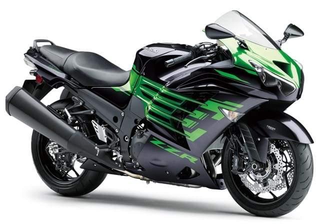 2012-2020, Kawasaki ZZ-R1400