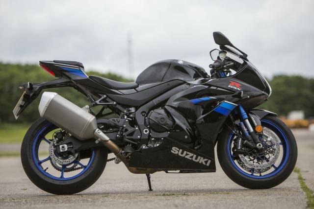 Superbike group test 2017: GSX-R1000R vs Fireblade vs R1 vs ZX-10R vs S1000RR