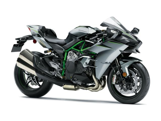 New Kawasaki colours including KRT replica ZX-10R