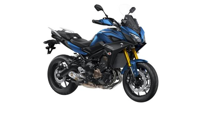 Yamaha Unveils Updated Tracer 900 And 900GT At EICMA