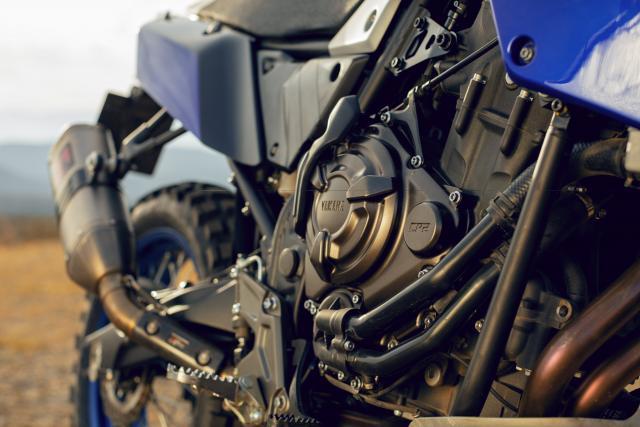 Yamaha reveals Ténéré 700 World Raid Prototype