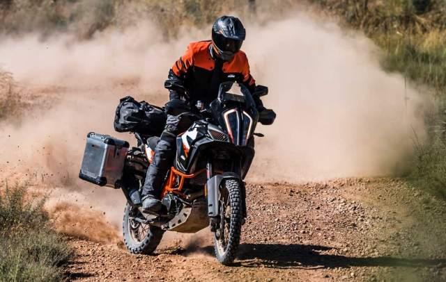KTM 1290 Super Adventure R