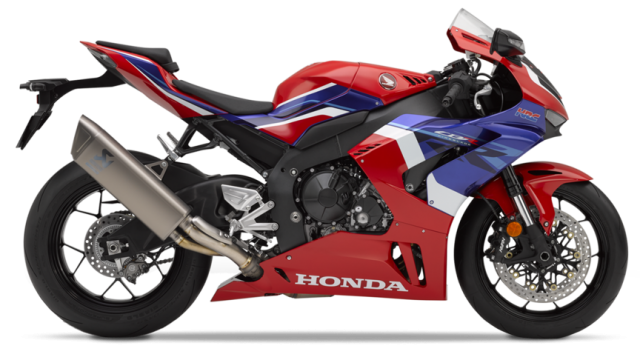 2020 Honda Fireblade
