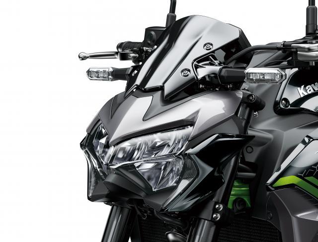 Kawasaki Z900 review Visordown
