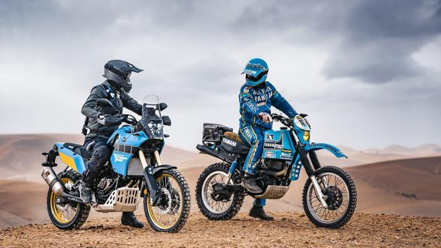 Yamaha Ténéré 700 Rally Edition announced