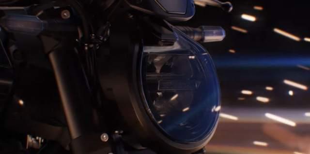 2021 Honda CBR1000R teaser video
