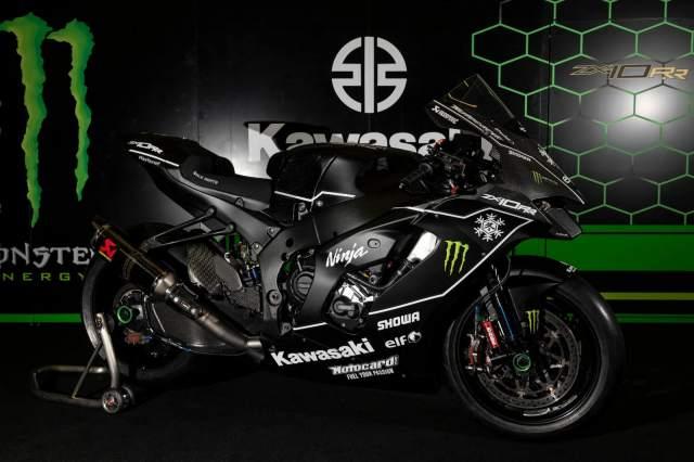 2021 Kawasaki ZX10-R Ninja