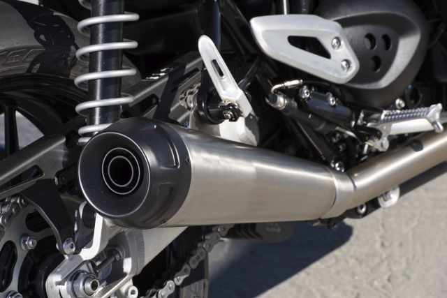 2021 Speed Twin Visordown review