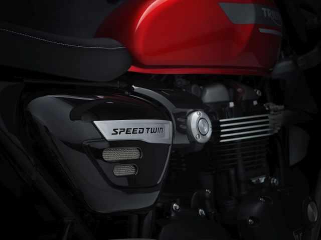 2021 Speed Twin Visordown specs