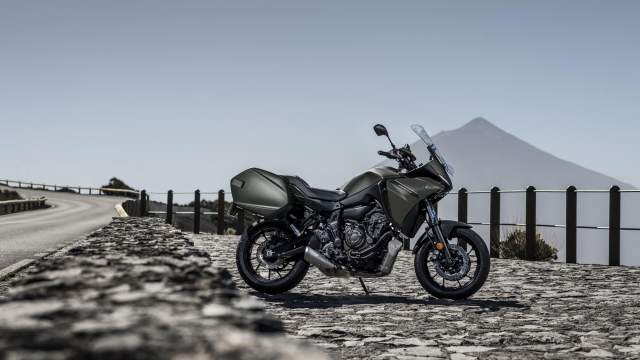 2021 Yamaha Tracer 7 GT